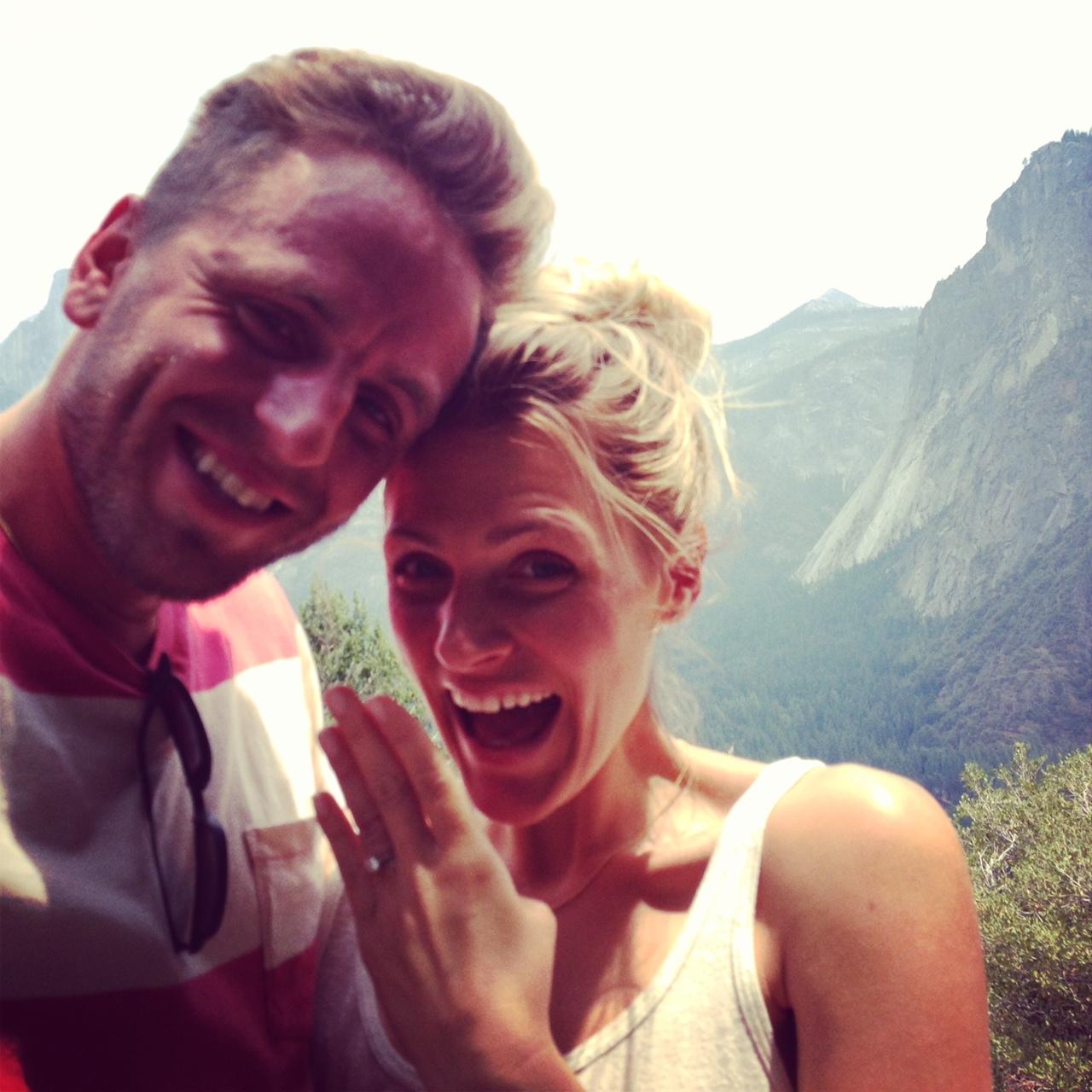 Proposal Yosemite Falls