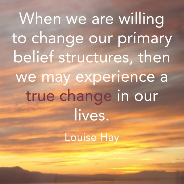 louise hay on real change