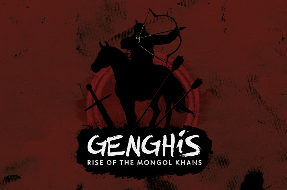 Genghis book cover