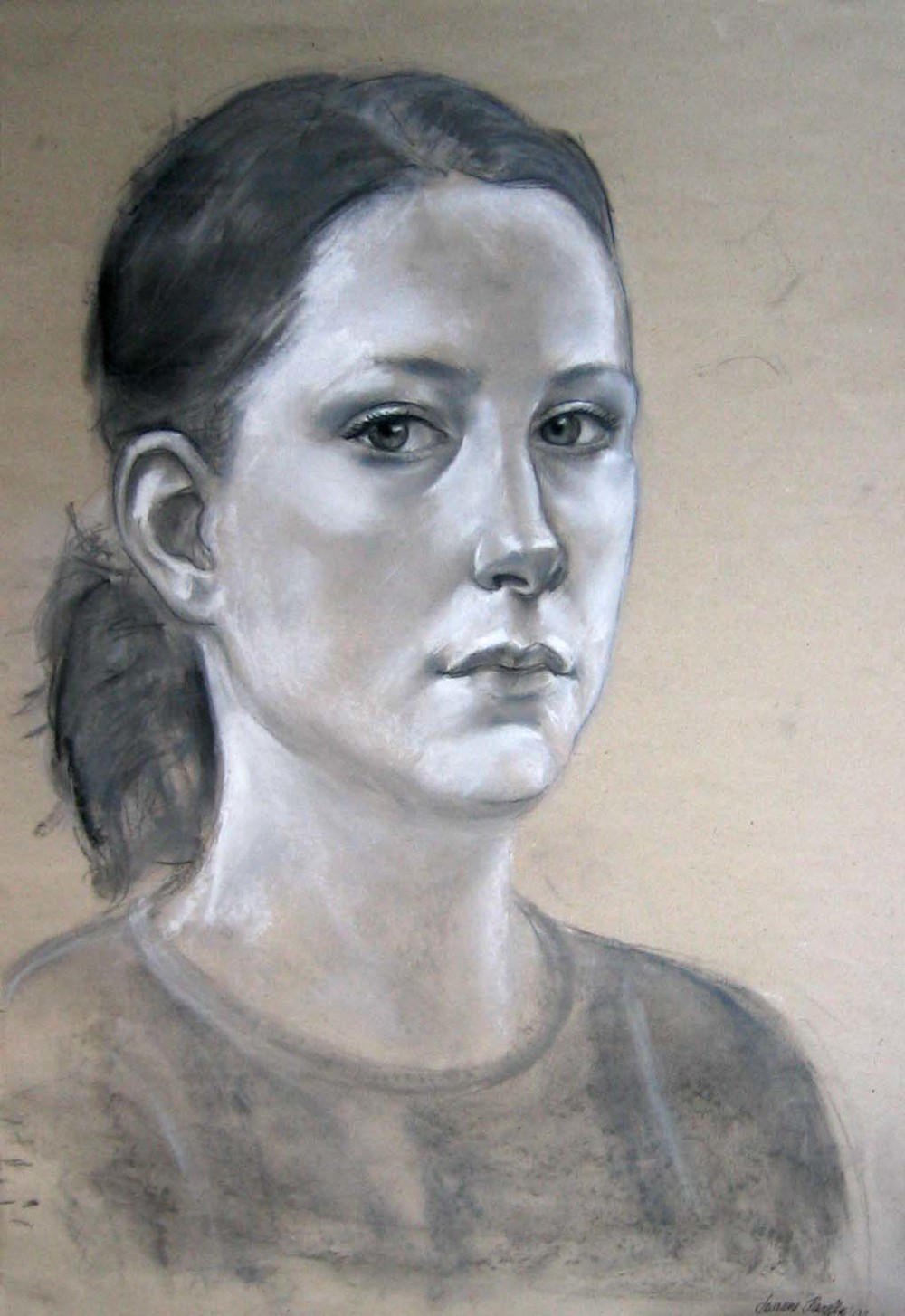 selfportrait I