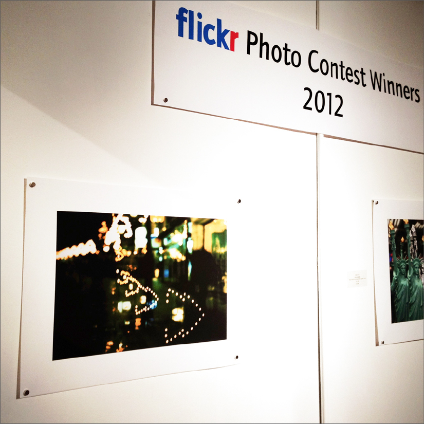 HILLYER ART SPACE : Selected winner of the Photo Contest 2012