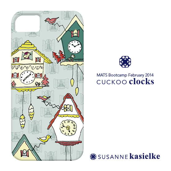 click   here   to read more about my cuckoo clock assignment