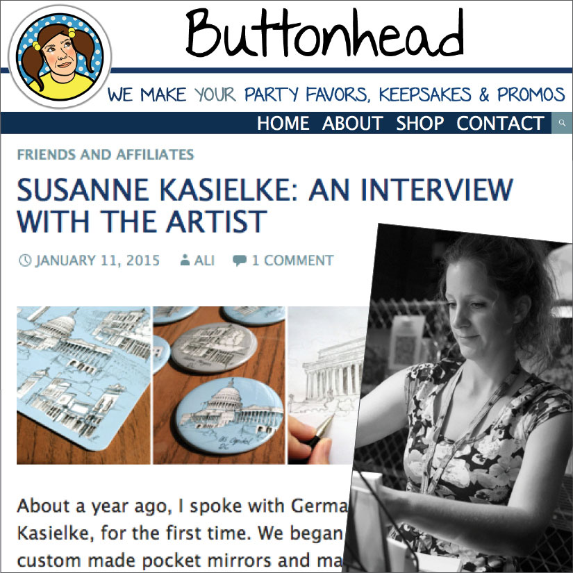 BUTTONHEAD INTERVIEW : Interview by Ali Pucket.   Click here to read  , 01/2015
