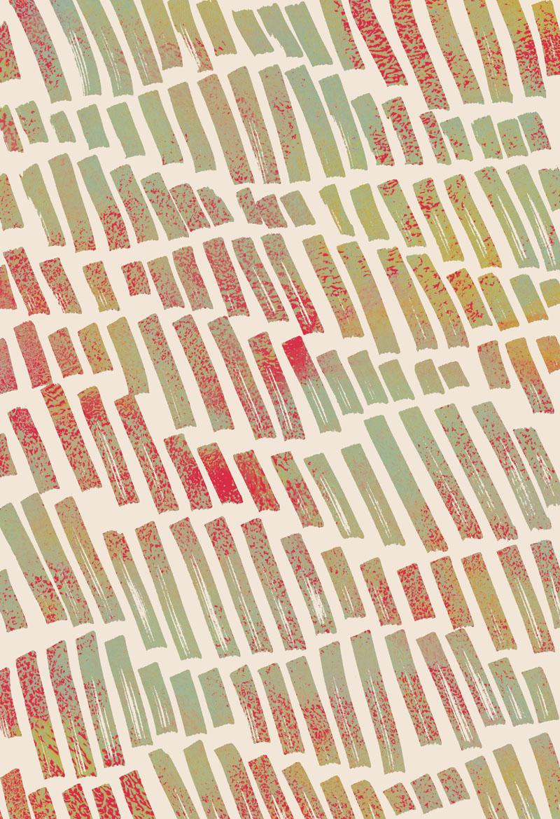 Example textile design