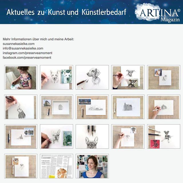 For all my German-speaking friends, I'm excited to share my feature / guest post over on the ARTINA Magazin website.  A quick summary in the unusual case that you don't speak German: Believe in your dreams and I'm back to my first love: pencil drawings.  Please read the article here:  https://staffeleien-shop.de/artina-magazin/susanne-kasielke-glaube-an-deinen-traum/ . . . #pencilartist #animalportrait #tierzeichnung #tierportrait #hundeportrait #believeinyourdreams #illustrator #portrait #auftragsarbeit #petportrait #preserveamoment #momentefesthalten #erinnerung #dogsofinsta #dogsofinstagram #animallove #animallover #doglover #dogs #dog #custompetportrait #pencil #illustration #petportrait #drawingpencil #animalsofinstagram