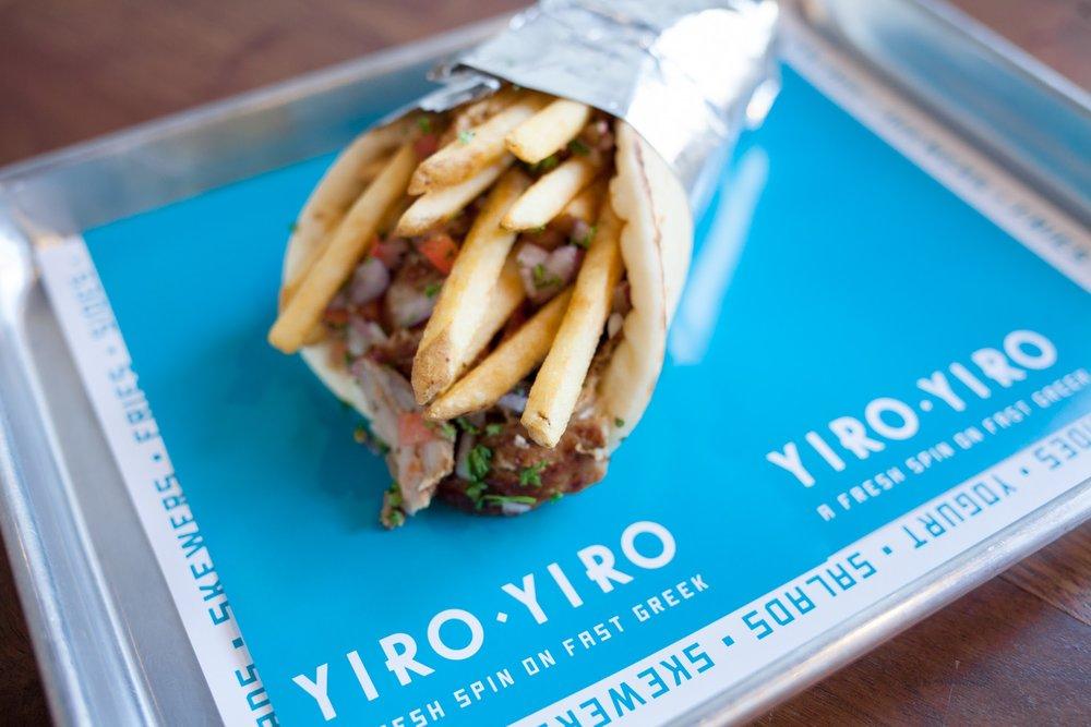 YIRO YIRO - IT'S NOT ALL GREEK TO US