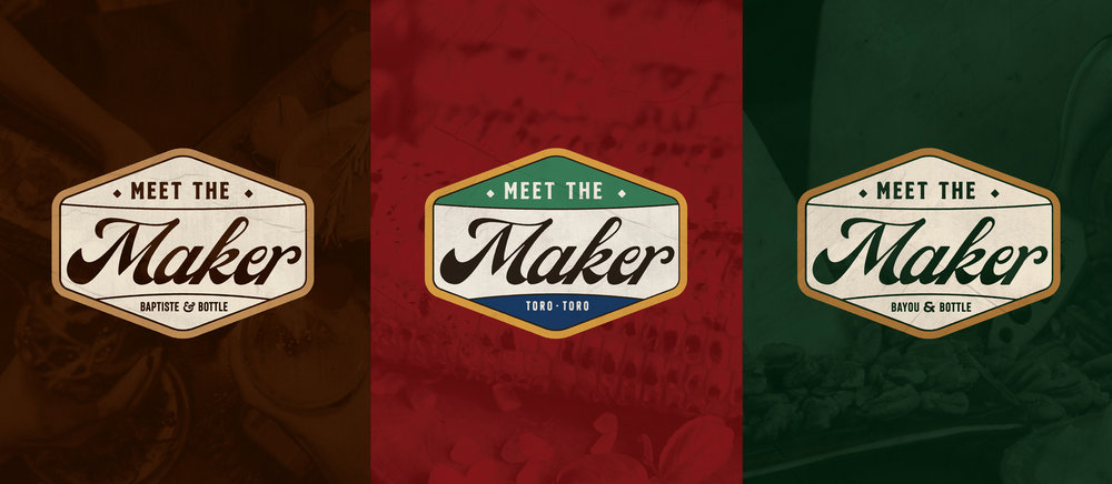 Bayou & Bottle Meet the Maker promotion graphic