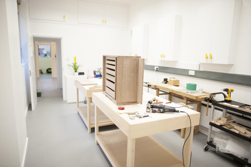 Tree Couture studio room