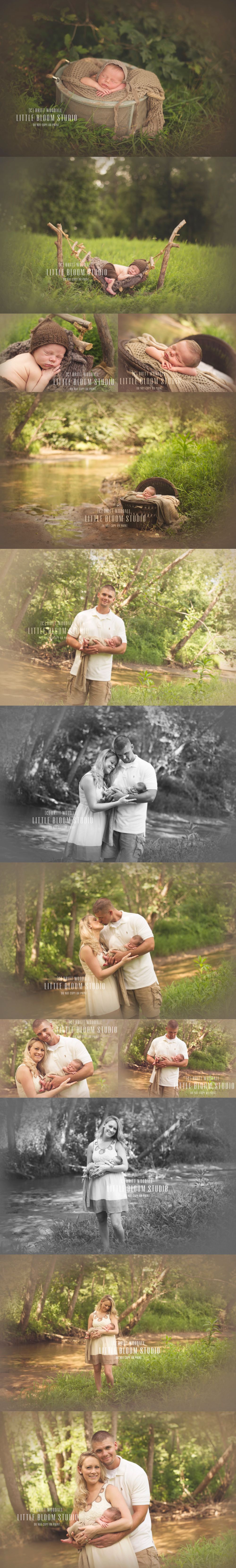 Hendersonville Newborn Photographer