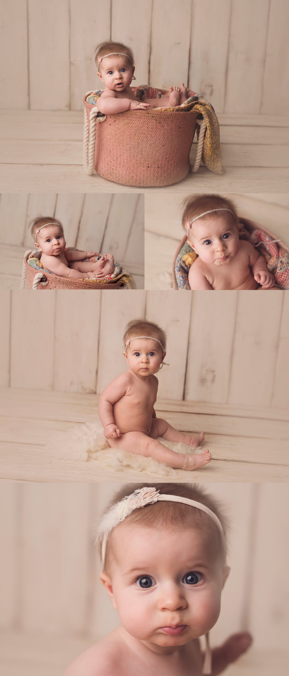 Asheville baby photographer