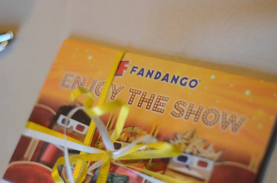 Every winner took home between $150 and $300 in fandango gift cards!