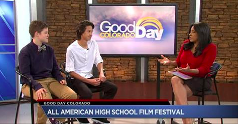 Fox 31 Colorado Interview