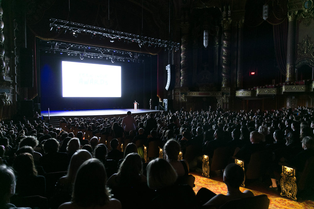 Inside the Teen Indie Awards Ceremony