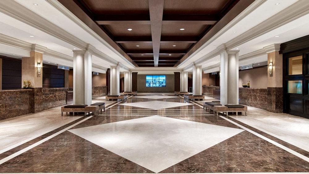 Sheraton Times Square - Lobby