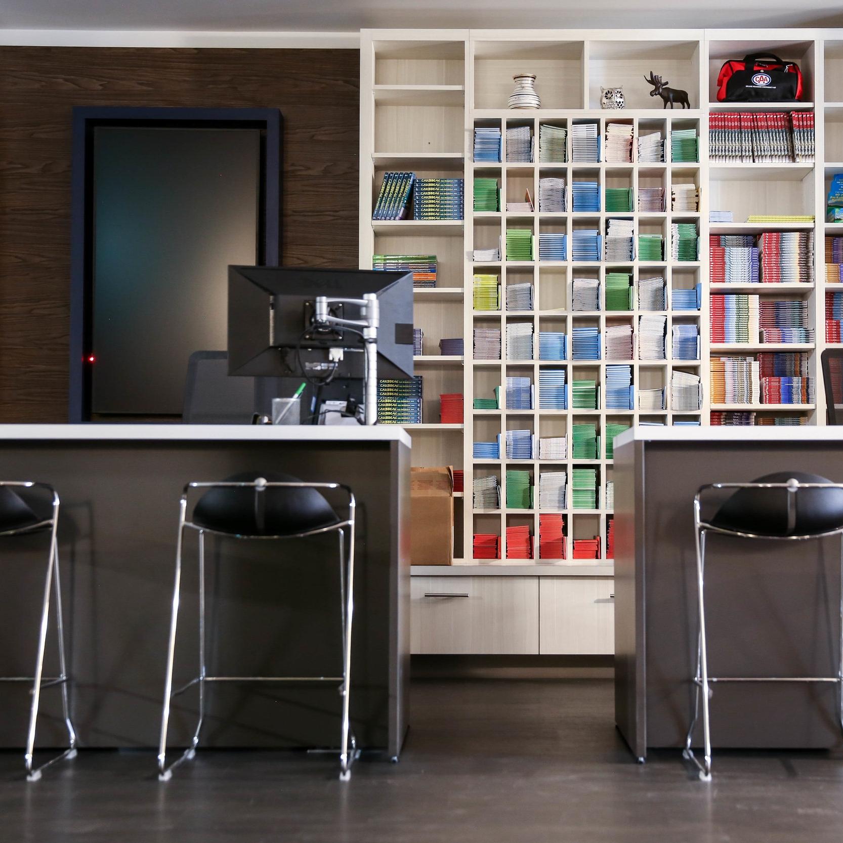 35768883 Design Shop Interior DesignCAA Manitoba, Kildonan Place