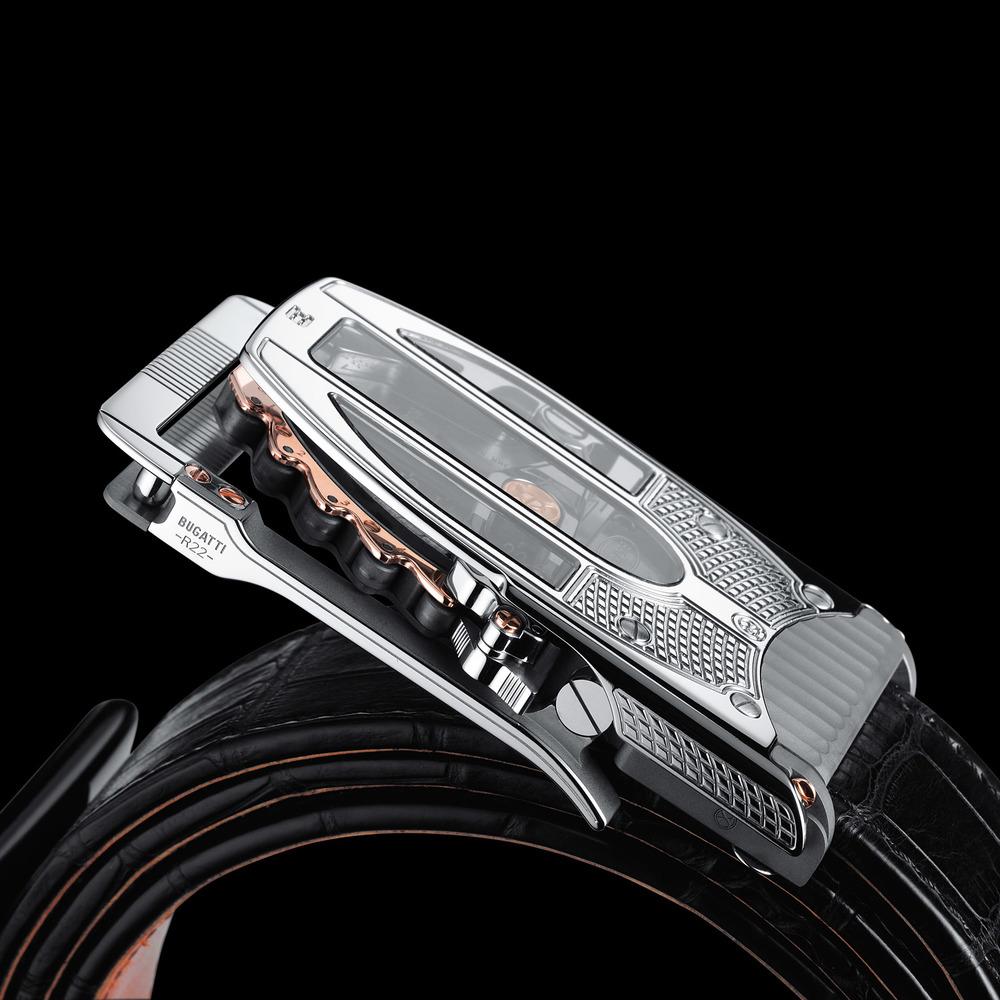 Roland Iten Bugatti Belt