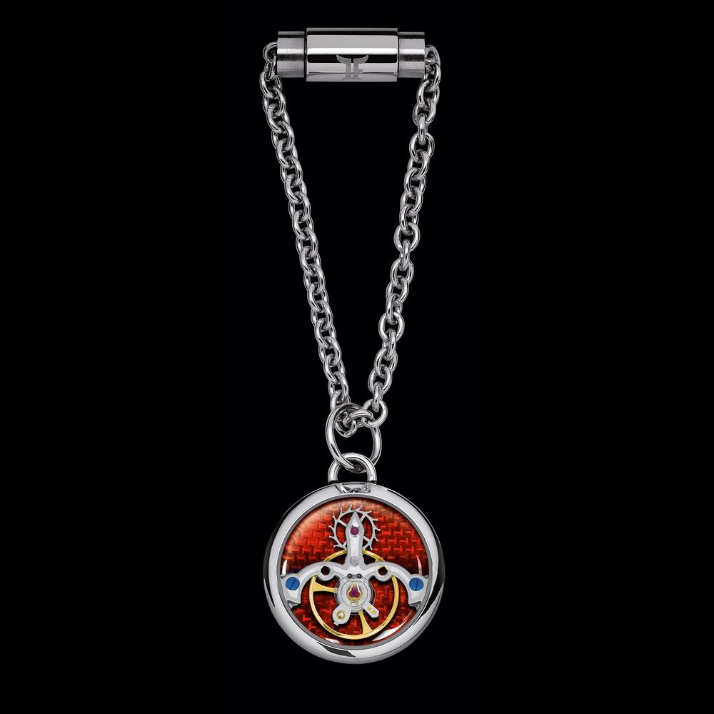 TF Toutrbillon Key ring