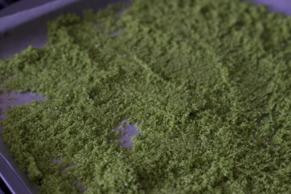 basil salt    half galley kitchen