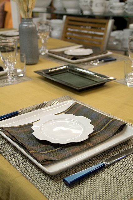 Excellent Square Plate Table Setting Pictures - Best Image Engine . & Excellent Square Plate Table Setting Pictures - Best Image Engine ...