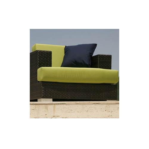 Barlow Tyrie Macaw cushion