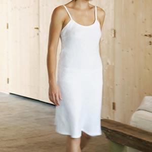 Lala-Linen-Short-Gown