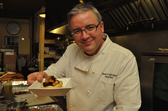 Robert Harris of the Table at Season to Taste Catering