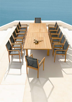 Barlow Tyrie Outdoor Furniture at Didriks