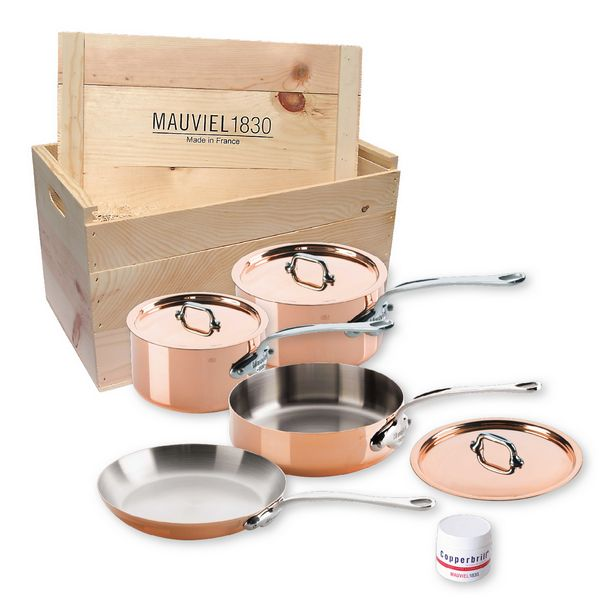 Mauviel Cooper Cookware