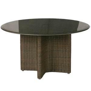 Barlow Tyrie Savannah Dining Round Table