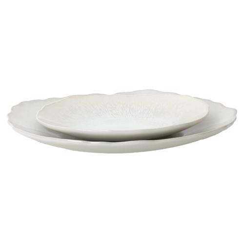 Jars Ceramics Plume Dinner Plate