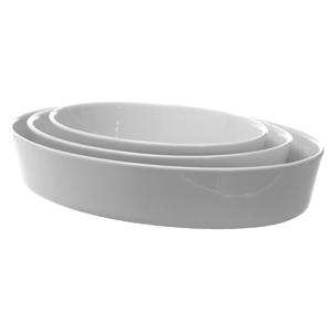 Pillivuyt Deep Oval Baker