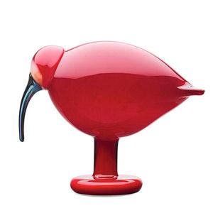 iittala Toikka Red Ibis
