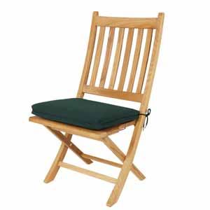 Barlow Tyrie Ascot Folding Teak Side Chair