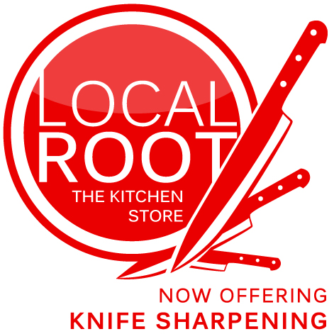 Local Root: the Kitchen Store offers knife sharpening