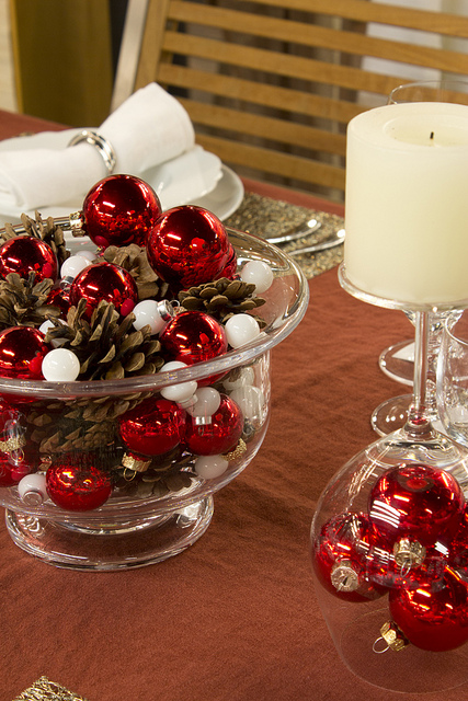 Weekly Table Setting: 'Tis the Season