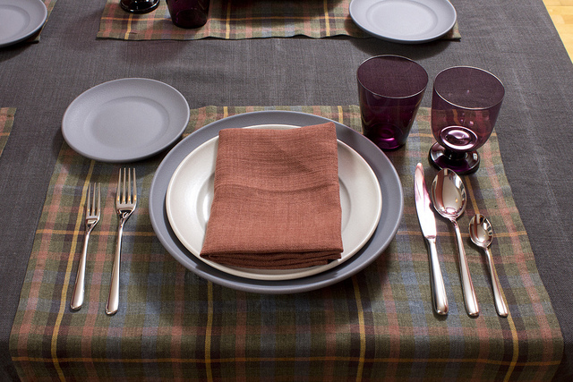 Weekly Table Setting: Harvest Thanksgiving
