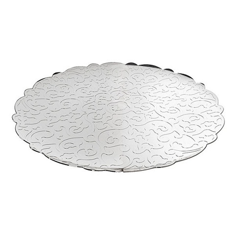 Alessi Dressed Round Tray marcel wanders