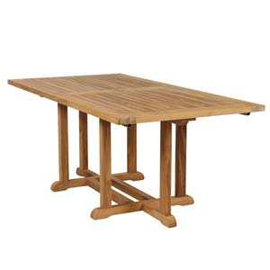 Barlow Tyrie teak table