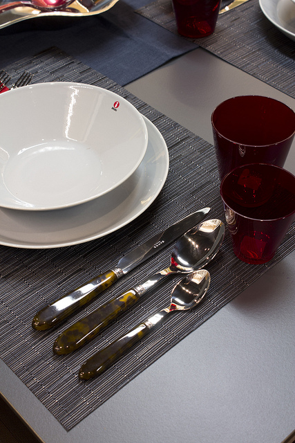 Weekly Table Setting: Ushering in the New