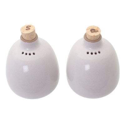 Heath Ceramics Salt & Pepper Set