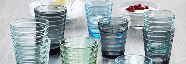 Aino Aalto Glassware Collection