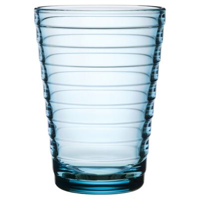 iittala AinoAalto Glass LightBlue