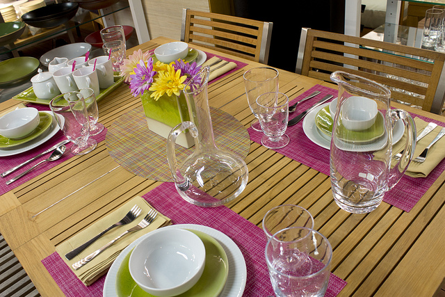Weekly Table Setting: Spring Has Sprung