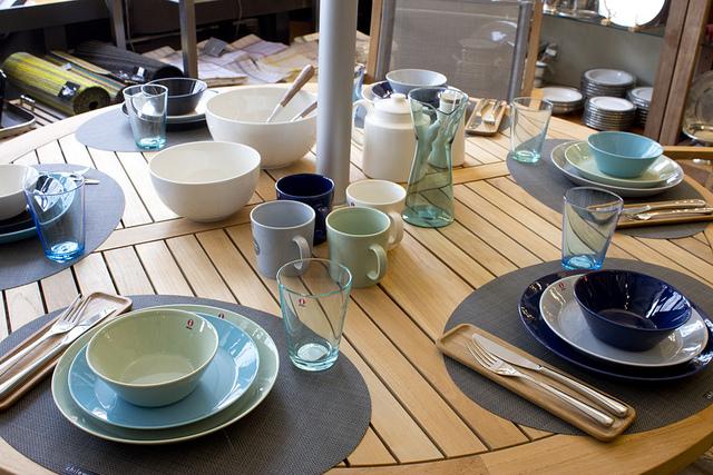 Weekly Table Setting Iittala Teema Didriks