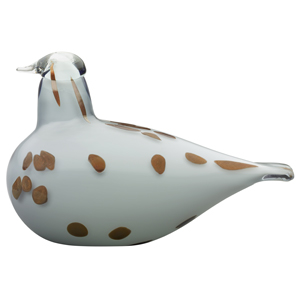 iittalla Toikka Hiplu Glass Bird