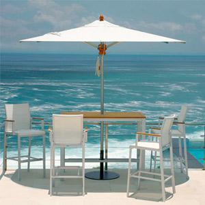 barlow sail round parasol