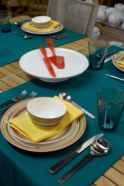 Weekly Table Setting: Summer is Coming