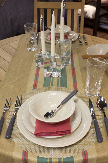 Weekly Table Setting: Surf's Up