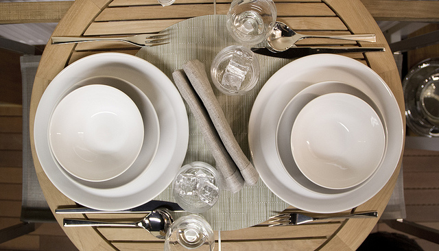 Weekly Table Setting