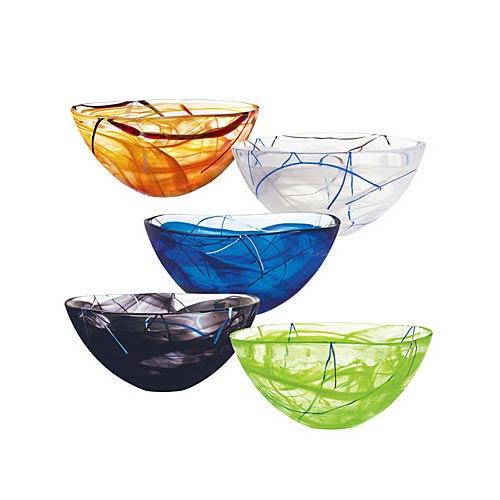 Kosta Contrast Bowls